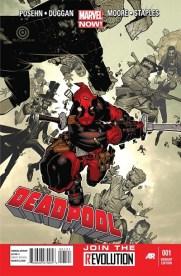 Deadpool 1 (novembre 2012)
