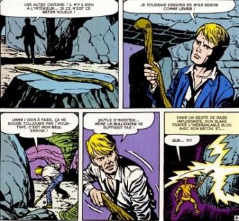 Cases extraites de Journey Into Mystery 83 (août 1962)
