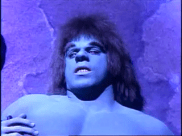 Hulk. Image extraite de La mort de l'incroyable Hulk.
