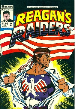 Reagan's Raiders 2 (novembre 1986)