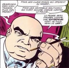 The Amazing Spider-Man 50 (juillet 1967).