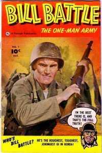 Bill Battle : The One-Man Army 1 (octobre 1952)