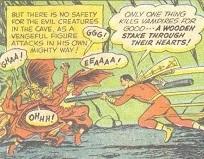 Cases extraites de Captain Marvel Adventures 140 (janvier 1953)