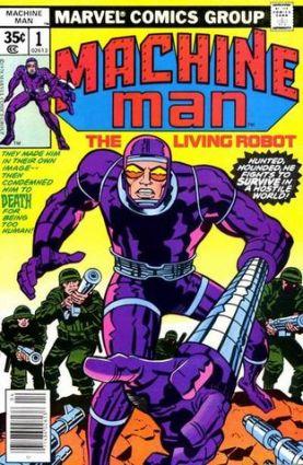 Machine Man 1 (avril 1978)