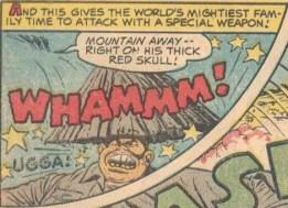 Case extraite de Marvel Family 81 (mars 1953)