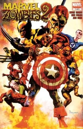 Marvel Zombies 2 1 (décembre 2007)