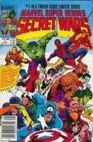 Secret Wars 1 (mai 1984)