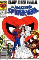 The Amazing Spider-Man Annual 21 (juin 1987)