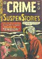 Crime Suspenstories 1 (octobre 1950)