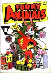 Funny Animals 2 (janvier 1943)