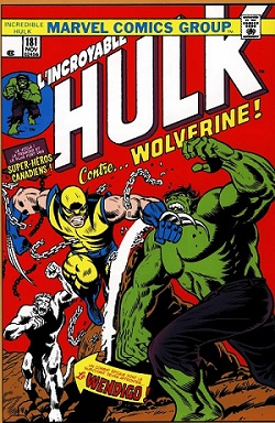The Incredible Hulk 181 (octobre 1974)
