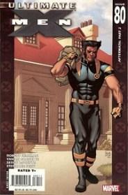 Ultimate X-Men 80 (mars 2007)