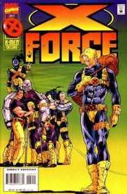 X-Force 44 (juillet 1995)