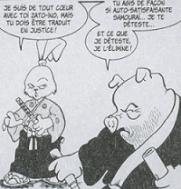 Usagi et Zato-Ino