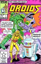 Star Wars droids 1 (avril 1986)