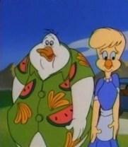 Craignos et Bisou Bourbifoot (Herb et Binkie Muddlefoot)