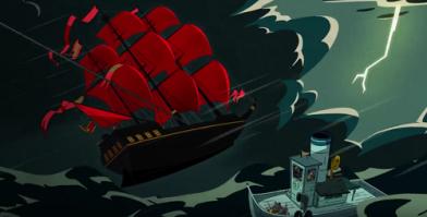 La bande à Picsou - Le trésor du Hollandais Volant