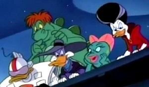 Les Canards Vengeurs (The Justice Ducks)