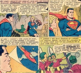 Cases extraites de Action Comics 260 (janvier 1960)