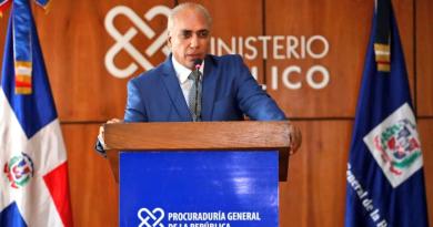 """Bolívar Sánchez: """"Nosotros no llegamos a interceptar ninguna llamada de la magistrada Miriam Germán"""""""