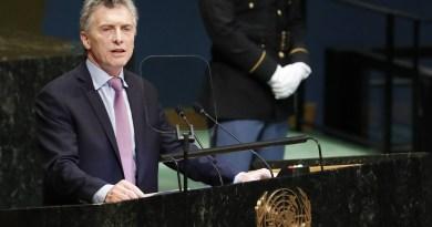 """Macri: """"Se está acabando la impunidad y en este sentido estamos mejor"""""""