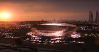 (Video): Revelan cómo será el estadio Lusail que acogerá la final del Mundial de Catar 2022