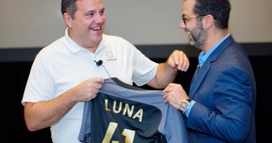Luna asume como presidente ante CONCACAF en reunión regional en Sarasota