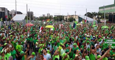 """Marcha Verde presenta """"rendición de cuentas alternativa"""" para alertar sobre cifras engañosas"""