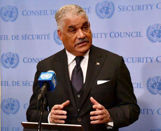 Vargas dice RD aún no ha sido notificada sobre embajador de Guaidó