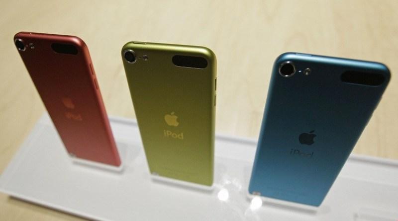 ¿El iPod touch será resucitado?: Apple podría trabajar en una nueva versión de su famoso reproductor