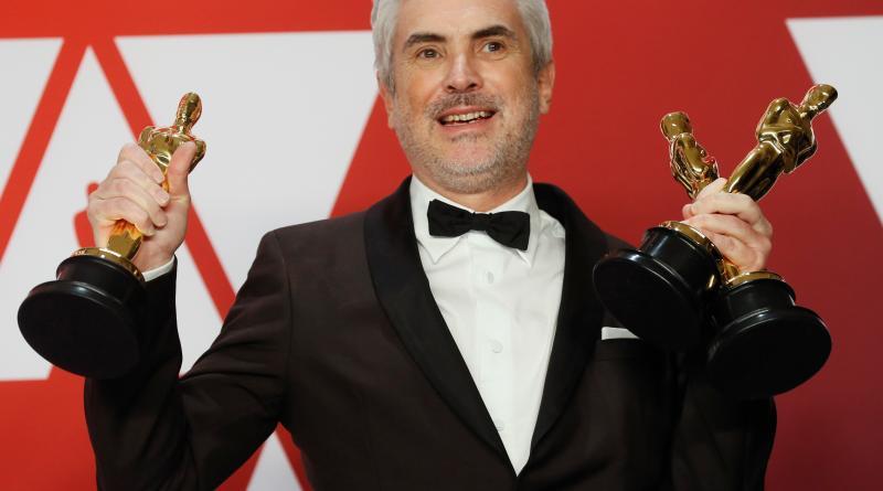 """Alfonso Cuarón: """"No podría estar aquí si no fuera por México"""""""
