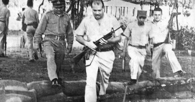 Cincuenta y cuatro años se cumplen hoy de la Revolución de Abril del 1965