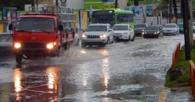 Onamet pronostica lluvias en varias regiones por vaguada