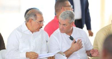 Gonzalo asegura gobierno va muy bien y por eso hay que dejar que Danilo continúe cuatro años más