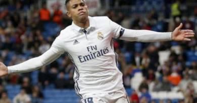 Dominicano Mariano Díaz convierte su primer doblete en el Right Madrid