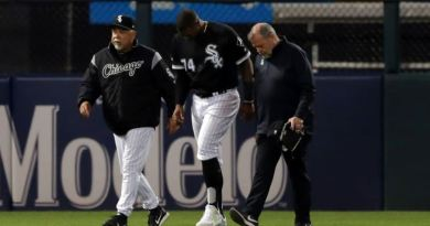 Medias Blancas de Chicago colocan en la lista de lesionados a Eloy Jiménez