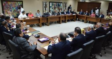 Pared Pérez informa Comité Político-PLD se reunirá el lunes 13 de mayo