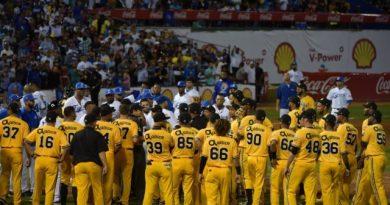 Águilas Cibaeñas dejan en libertad a seis jugadores