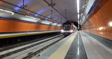 Opret: posible presencia de humo en estaciones del Metro será por fumigación