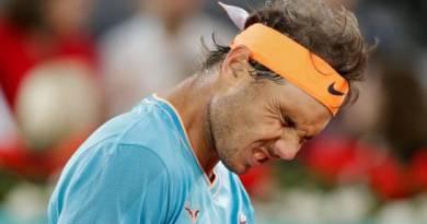 Nadal se queda sin final contra Djokovic, Bertens gana en Madrid