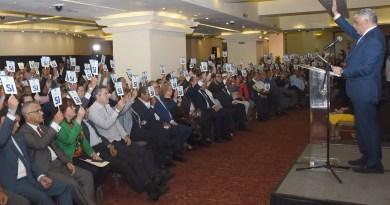 PRD convoca convención para elegir nuevo presidente y demás dirigentes el 25 de mayo