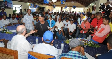 Hipólito promete planes especiales para desarrollo turismo y agropecuaria del sur