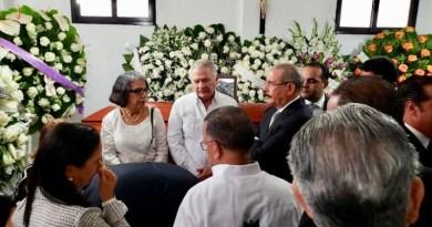 Presidente Danilo Medina viaja a La Vega en solidaridad con familiares de Juan Heriberto Medrano