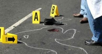 Homicidios bajan un 6% en primer trimestre del año