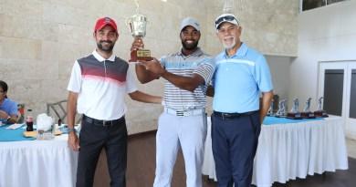 Mendoza gana tercera Copa Playa Dorada Golf; asegura pase al Puerto Plata Originate PGA Tour Latinoamérica
