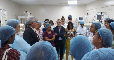 Siben capacita 400 colaboradores del SNS en cuidado neonatal