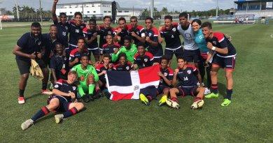 RD avanza a final del Campeonato Sub-17 de CONCACAF