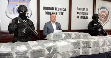 Miembros de la DNCD decomisan 510 paquetes de cocaína en Cancino