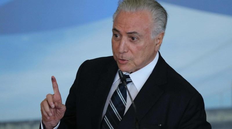 La Justicia revoca la prisión preventiva dictada contra el expresidente Temer