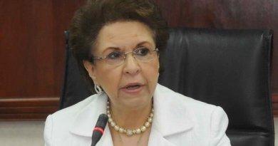 Cámara Diputados rinde homenaje a la fallecida exlegisladora Licelot Marte